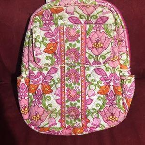 Retired Vera Bradley Backpack Lilli Bell